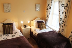 Bolands Dingle Accommodation Twin Room